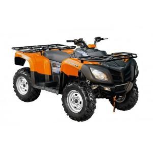 Запчасти ATV 700D, 700 GT(2010) (архивная модель)