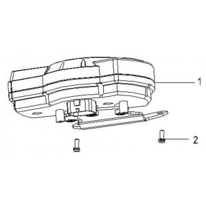 Панель приборная мотоцикла Stels 600 Benelli